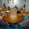 USA президент имал срещи с марсианци