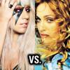 Мадона се гаври с Лейди Гага