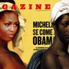 Мишел Обама като потомка на роби
