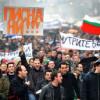 Над 1000 души, въоръжени с домати, окупират Народното събрание!