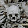 Извратено! Шведка се самозадоволява с човешки кости!