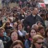 Полицаи биха бременни пред народното събрание!
