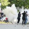 Кърваво меле в Студентски град, масов погром с камъни и бухалки