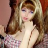 Вижте украинската Барби, тя е само на 16!