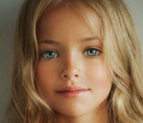 Обявиха 9-годишно рускинче за най-красивото дете в света