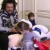 Филип Киркоров показа децата си и призна, че живее с майка им