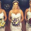 Три близначки се ожениха сензационно в един и същи ден