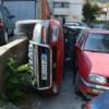 Вижте тази снимка! Врачанин постави рекорд по безумно паркиране