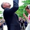 Гербаджийски Цирк! Гардове от НСО пазят сватбата на Лукарски! Борисов я използва за политическа агитация: