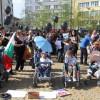 ГЕРБ ГОТВИ ГРАЖДАНСКА ВОЙНА, за да остане на Власт! Хвърля зависими Работници срещу Протестиращите Майки!