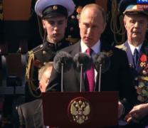 Путин в Деня на Победата: Много държави Лъжат децата си за Войната и ВЪЗРАЖДАТ ФАШИЗМА! Това е много ОПАСНО!! (С ВИДЕО)