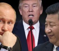 Залязващата Империя САЩ и руско-китайската стратегия за разглобяването на еднополюсния свят