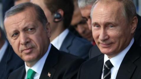 Ердоган се подигра със САЩ, натири Пенс и Помпео, отива при Путин!