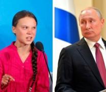 Путин за Грета Тунберг: Може да ви разочаровам, но …