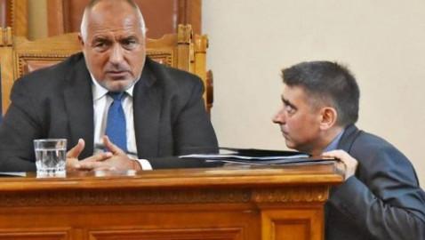 Правосъдният министър Данаил Кирилов: Няма да питам Испанците за какво Разследват Борисов! Гешев да си се самосезира колкото ще!