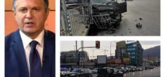 Видео от Катастрофата с Милен Цветков. 6 души се спасяват по чудо (С ВИДЕО)