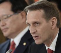 """Смъртоносна реч на шефа на руското разузнаване: """"Проектираме Новия Световен Ред без Запада""""!"""