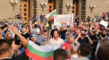 """Ден 27-ми от Протестите: Блокираха магистрала """"Марица"""". Нови блокади на пътища, палатковите лагери се множат (Гледай на Живо + Снимки)"""