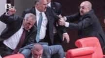 БОЙ в Парламента! Депутати от ГЕРБ и БСП се СБИХА заради Гърневски и Караянчева