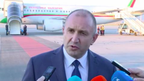 """Румен Радев: """"Доброжелателите"""" ми в България ми спретнаха Активно Covid-Мероприятие! (С ВИДЕО)"""