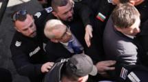 Вижте Сблъсъка на протестиращите с министъра на образованието (ВИДЕО)