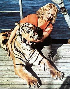 Бабата на Маргарита, Екатерина Назарова е легенда в тигровата дресура