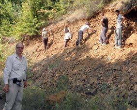 Иманяри плъзнаха и Плана планина с надеждата да докопат парите преди ченгетата