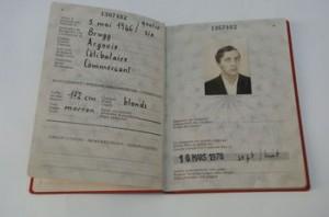 Уникална снимка: Единственият фотос, на който се вижда лицето на убиеца Франческо Гулино е паспортът му!