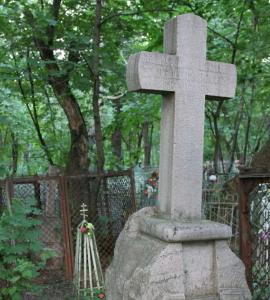 В гробницата на Георги Илиев почива само половината от тялото му!