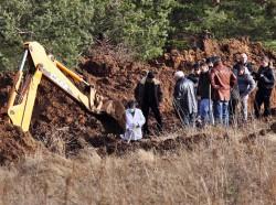 Релето показа къде е закопан Сапата