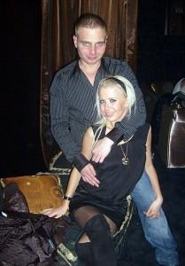 Жоро Главата и Яна Стайкова