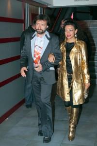 Николай Банев с бившата си секретарка и настояща съпруга- Евгения!