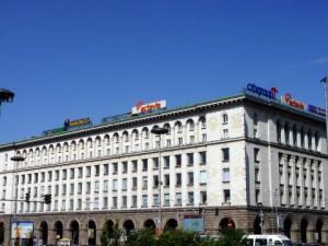Друга една перла в короната на пловдивския олигарх е столичният ЦУМ!