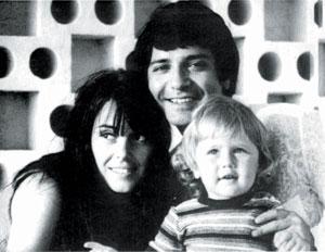 Емил, Мариета и синът им Емил-младши