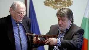 С културния министър Вежди Рашидов са близки приятели!