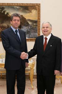 Качински и Първанов!