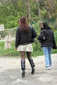 Момичетата от дома в Берковица