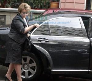 Екс-социалната министърка винаги си е падала по лукса!