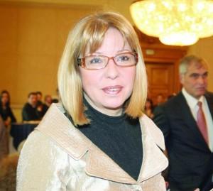 Бившата шефка на НАП Мария Мургина