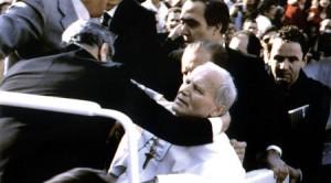 Папата- секунди след разстрела през 81-ва!