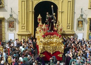 Страстната седмица- Гранада