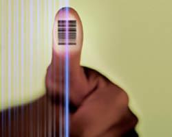 Новите биометрични данни- отпечатъци от пръста!