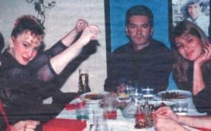 Уникална снимка: Сашка в компанията на Волен и Капка!