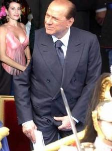 Берлускони- милионер,политик и палавник- три в едно!