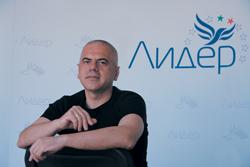 """Вангелов- кандидат за депутат от листата на """"Лидер"""""""