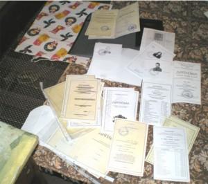 Фалшиви дипломи на килограм се продават на всеки ъгъл !
