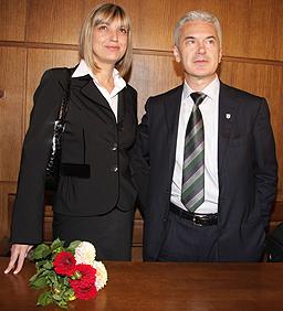 Капка опявала на Волен да вкара сина й в листата за Брюксел