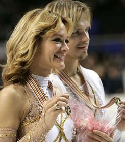 Март 2007 Албена и Максим стават световни шампиони