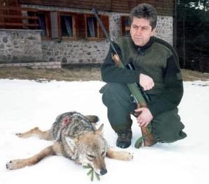 Първанов предпочита лова пред спорта