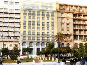 "хотел ""Кинг Джордж Палас"" в Атина"